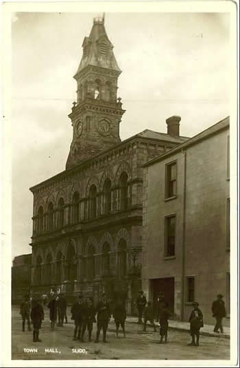 Town Hall, Sligo, County Sligo