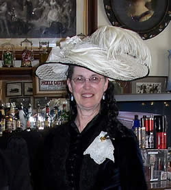 Mrs Mulligan's hat sligo heritage ireland